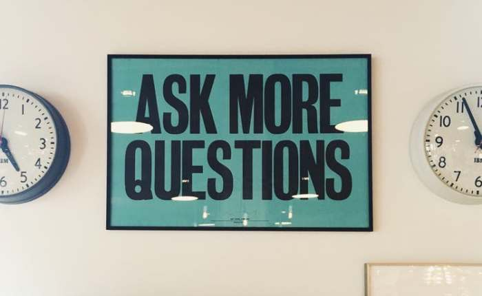 Asking Questions – A Tester'sSuperpower